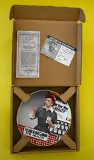 """NIB I LOVE LUCY PLATE """"IT'S JUST LIKE CANDY"""" FROM THE OFFICIAL I LOVE LUCY PLATE"""