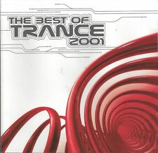 The Best Of Trance 2001 4 cd box     New
