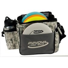 Innova Disc Golf Standard Bag, Holds 10-12 Discs, Camo, New