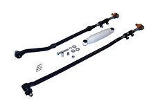 Jeep Cherokee XJ Wrangler TJ HD Steering Kit Tie Rod & Drag Link & Stabilizer