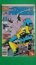 Marvel Comics: The Transformers Vol. 1, Nos. 15-16