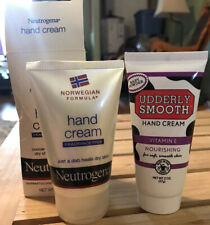 Lot Of 2 Hand Creams, Neutrogena And Underlying Smooth, NOS