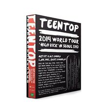 TEEN TOP Live Concert - 2014 WORLD TOUR HIGH KICK IN SEOUL (2DVD+40p Photo Book)