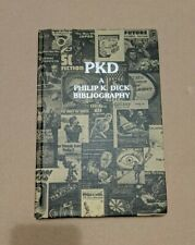 PKD : A Pictorial Philip K. Dick Bibliography 1982 1st Trade Ed HC free S/H