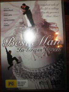 Best Man In Grass Creek DVD Features Megan Mullally Very Good Cond