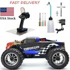 USA STOCK 1:10 Scale Two Speed 4wd Off Road Monster Racing Truck Remote Control