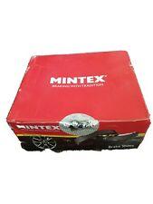 MFR580 MINTEX BRAKE SHOE SET. Mitsubishi