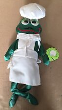 Vintage 1983 The Croakettes Chef Croakette No 015 Collectible Doll Figure