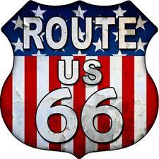 Route 66 USA Flag 11