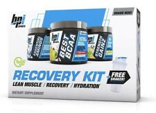 BPI Sports Recovery Kit an All in one Solution Free Shaker Included