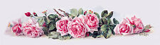 La France Roses by Paul de Longpre (Art Print of Vintage Art)