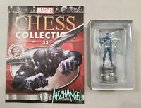 Eaglemoss Marvel Chess Collection Issue 33 Archangel Boxed cw Magazine