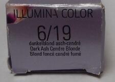 Wella Illumina Color 6/19 Rubio oscuro Ceniza ceniza' 60ml
