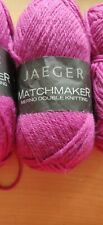Jaegar matchmaker 100% pure new wool. Double Knitting Merino.