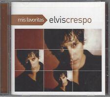 ELVIS CRESPO / MIS FAVORITAS * NEW CD 2010 * NEU *