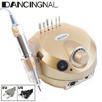 30000RPM Pro Manicure Tool Pedicure Electric Drill File Nail Art Machine Kit