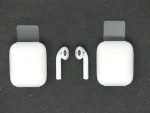 NEW Apple AirPods Left, Right, or Charging Case Replacement - 1st or 2nd Gen