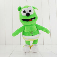"New Singing I AM A GUMMY BEAR Musical Gummibar Soft Plush Doll Toy 13"" Teddy"