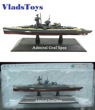 DeAgostini 1/1250 Deutschland-class Heavy Cruiser Admiral Graf Spee DAKS03
