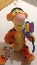 Fisher Price Star Bean Disney Pooh Butterfly Buddy Tigger Toy w/ Tags Plush