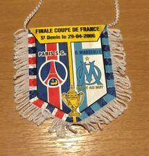 @ PETIT FANION PARIS PSG - OM MARSEILLE - COUPE DE FRANCE - FINALE CF 2006 @