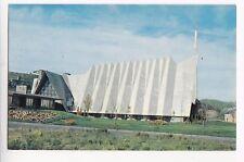 """""""Mains Jointes"""" Église St-Marc BAGOTVILLE Quebec Canada Postcard"""