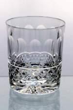 Set  6 Tumbler Whiskygläser Kristallgläser Wassergläser Whisky Bleikristall
