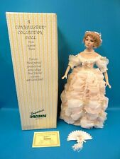 Seymour Mann Signature Series Limited Edition BK Lee Hand Painted Porcelain Doll