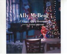 CD ALLY McBEALa merry Ally christmasEX+  (B2851)
