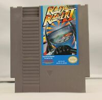 Rad Racer II - Nintendo NES Game Authentic