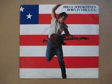 Bruce Springsteen, Born in the USA, p/s, Aust. press