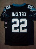 *IRREGULAR* Carolina Panthers CHRISTIAN McCAFFREY nfl NIKE Jersey Youth m-medium