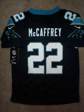 IRREGULAR  Carolina Panthers CHRISTIAN McCAFFREY nfl NIKE Jersey Youth  m-medium 2fc21dc7e