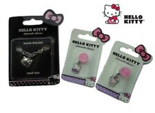 Official Hello Kitty Charm Bracelet & Charms, UK Seller, BNWT