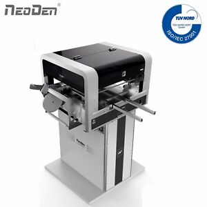 NeoDen4 SMT Pick and Place Machine Vision System 19 Feeders 4 Heads 0201 FPGA