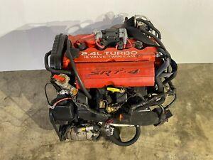 DODGE NEON SRT4 TURBO 2003-2005 OEM 2.4L LITER 4 CYL COMPLETE MOTOR BLOCK ENGINE