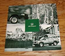 Original 1995 Honda Passport Deluxe Sales Brochure 95