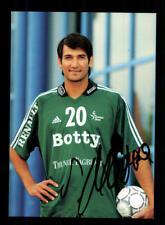 Stefan Massa Autogrammkarte Wacker Thun Original Signiert+A 172821