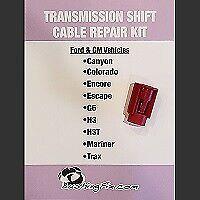 Buick Encore Transmission Shift Cable Repair Kit