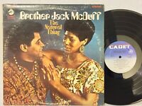 Brother Jack McDuff Natural Thing EX CADET DG soul jazz funk