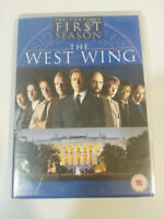 THE WEST WING WHITE HOUSE THE COMPLETE FIRST SEASON - 6 X DVD ENGLISH REGION 2