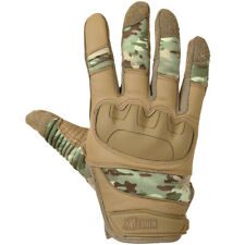 KinetiXx X-Pro Glove Mens Army Rubber Knuckle Work Protective Combat Camouflage