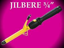 "NEW NO BOX! JILBERE CERAMIC TOOLS 3/4"" PORCELAIN SERIES 420° SPRING CURLING IRON"