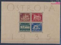 Deutsches Reich Block3 geprüft ungebraucht 1935 OSTROPA / Bl.3 (8104578