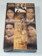VHS Movie: Mama Flora's Family: Queen Latifah, Cicely Tyson, Blair Underwood