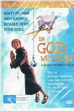 In God We Trust   ( COMEDY) NEW AND SEALED