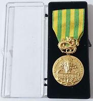 MÉDAILLE COMMÉMORATIVE INDOCHINE 1946-1954 Guerre du EXTRÊME-ORIENT