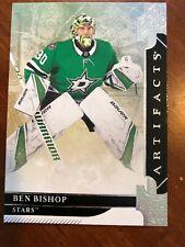 19-20 UD Artifacts #6 Ben Bishop