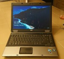 "HP Compaq 6530B Silver Laptop - 2.53 GHz/8GB RAM/Win10Home/180Gb SSD/14.1"" LCD"
