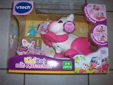 VTech 80-182904 - Elektronische Haustier - KidiCat mit Kätzchen - Neu / OVP